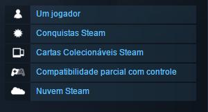 Cartas Colecionáveis Steam