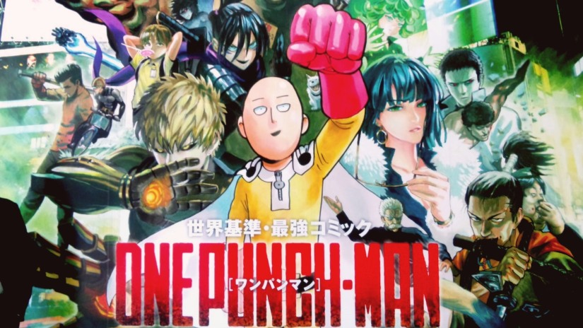 3.01 – One Punch Man!